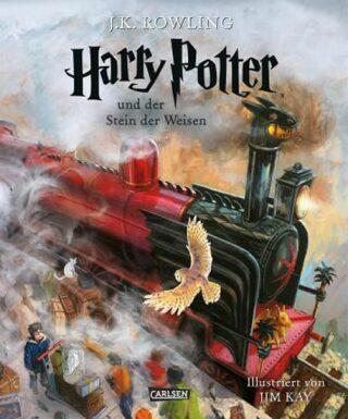 Harry Potter und der Stein der Weisen - Joanne K. Rowlingová