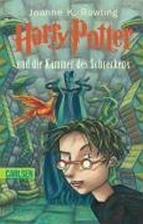 Harry Potter und die Kammer des Schreckens - Joanne K. Rowlingová