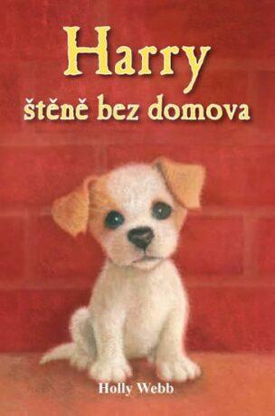 Harry, štěně bez domova - Holly Webb