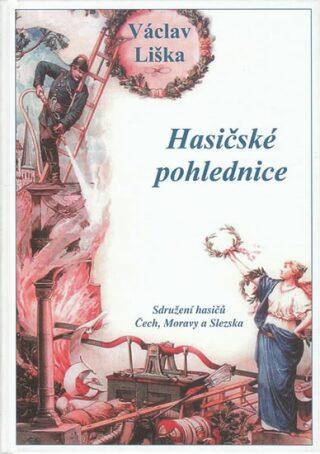 Hasičské pohlednice - Václav Liška