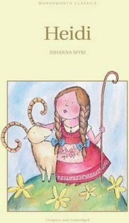 Heidi (anglicky) - Johanna Spyri