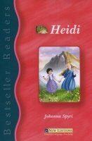 Heidi - readers + activity book  + CD - Johanna Spyri