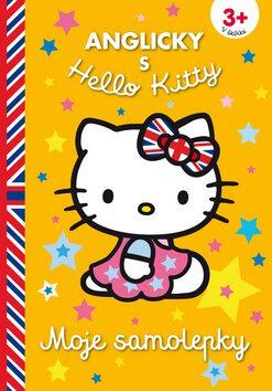 Hello Kitty Anglicky s Hello Kitty Moje samolepky 3+ -