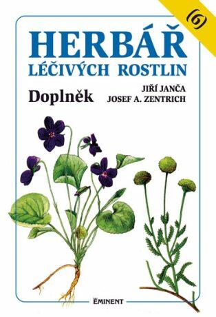 Herbář léčivých rostlin 6. - Josef A. Zentrich, Jiří Janča