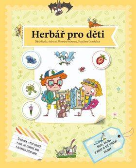 Herbář pro děti - Oldřich Růžička