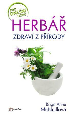 Herbář - Zdraví z přírody - Brigit Anna McNeillová