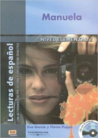 Historias para leer Superior - Manuela - Libro + CD - Eva García y Flavio Puppo