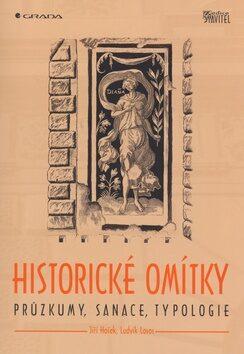 Historické omítky - Jiří Hošek, Ludvík Losos