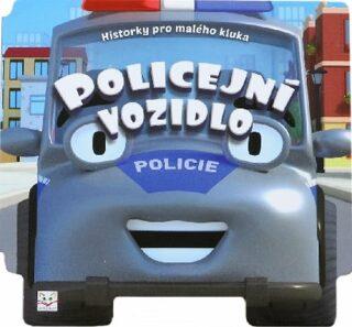 Historky pro malého kluka - Policejní vozidlo - Graźyna Wasilewicz