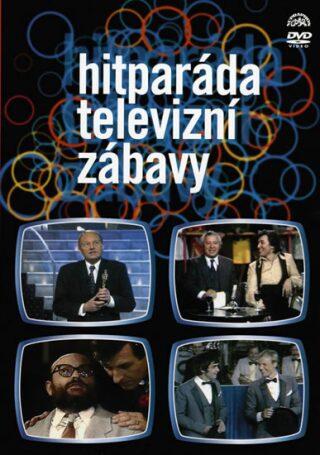 Hitparáda televizní zábavy DVD - neuveden