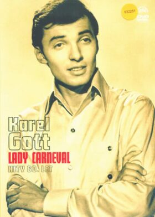 Hity 60. let. Lady Carneval - DVD - Karel Gott