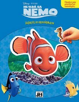 Zábava so samolepkami Hľadá sa Nemo -