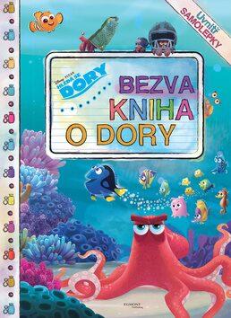 Hledá se Dory Bezva kniha o Dory - Walt Disney
