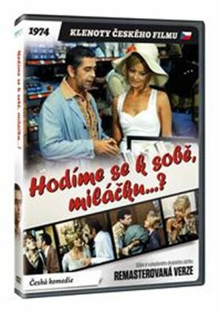 Hodíme se k sobě, miláčku...? (remasterovaná verze) - DVD