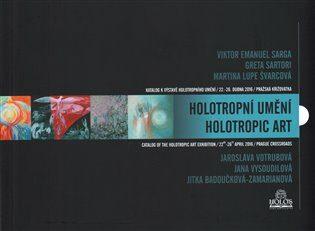 Holotropní umění - Milan Hrabánek