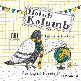 Holub Kolumb - Emma Pecháčková - audiokniha