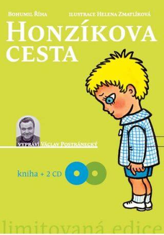 Honzíkova cesta + 2CD - Bohumil Říha