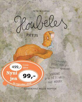 Houbeles pictus - Petr Maděra, Miloš Kopták