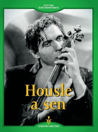 Housle a sen - DVD box - neuveden