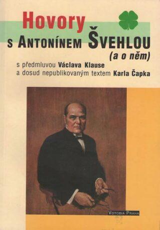 Hovory s Antonínem Švehlou (a o něm) - Petr Žantovský