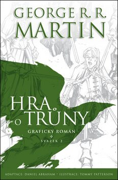 Hra o trůny 2 - George R.R. Martin