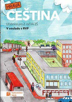 Hravá čeština 2 - učebnice