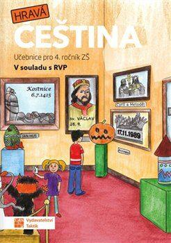 Hravá čeština 4 - učebnice