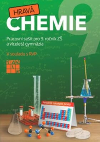 Hravá chemie 9 - pracovní sešit - neuveden