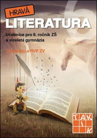 Hravá literatura 6 - učebnice - neuveden
