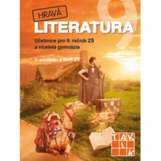 Hravá literatura 9 - učebnice - neuveden