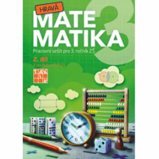 Hravá matematika 3 - pracovní sešit 2.díl - neuveden