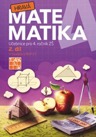 Hravá matematika 4 - učebnice 2.díl - neuveden