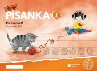 Hravá písanka pro 1.ročník - 1.díl - nová edice
