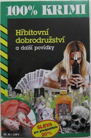 Hřbitovní dobrodružství a další povídky - Marie Formáčková, Jan Beer