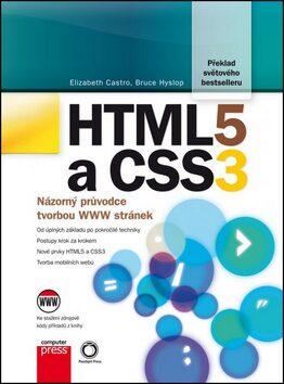 HTML5 a CSS3 - Elizabeth Castro, Bruce Hyslop
