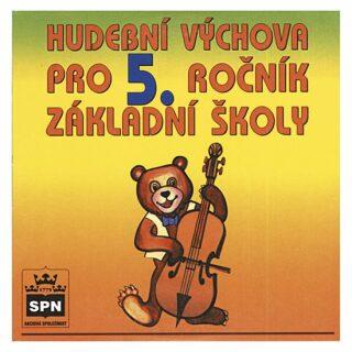 CD Hudební výchova pro 5.r.ZŠ - Mgr. Marie Lišková
