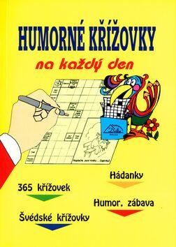 Humorné křížovky na každý den - Vladimír Macek