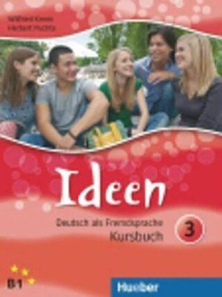 Ideen 3: Kursbuch - Herbert Puchta, Dr. Wilfried Krenn