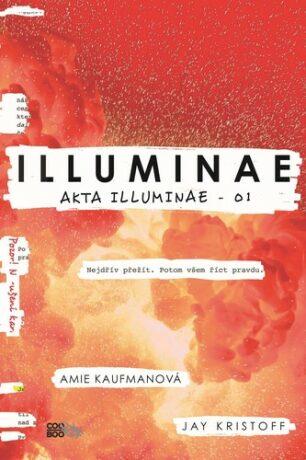 Illuminae - Amie Kaufmanová, Jay Kristoff