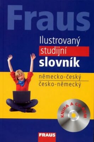 Ilustrovaný studijní slovník německo český, česko-německý - neuveden