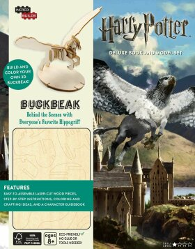 Incredibuilds: Harry Potter: Buckbeak Deluxe Book and Model Set - Jody Revensonová