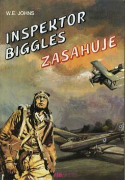 Inspektor Biggles zasahuje - William Earl Johns