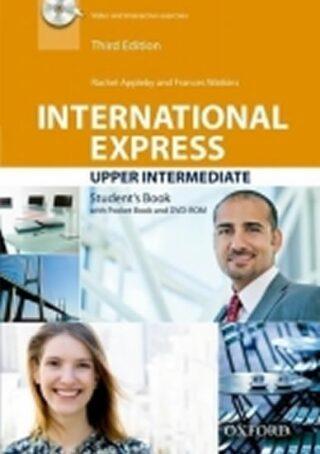 International Express Upper Intermediate Student´s Book with Pocket Book and DVD-ROM Pack (3rd) - Appleba Rachel