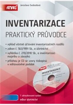 Inventarizace praktický průvodce + CD - Jaroslava Svobodová