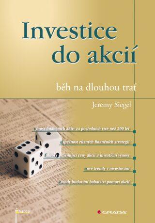 Investice do akcií - Jeremy Siegel