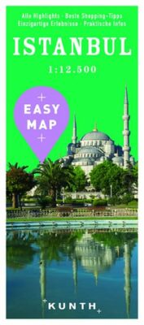 Istanbul - Easy Map 1:12 500 - neuveden