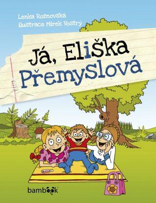 Já, Eliška Přemyslová - Mirek Vostrý, Lenka Rožnovská