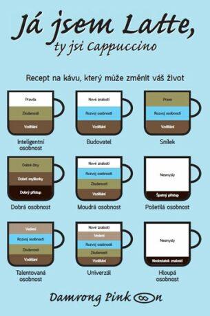 Já jsem latte, ty jsi cappuccino - Pinkoon Damrong