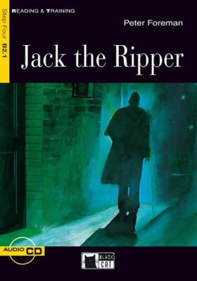 Jack The Ripper + CD - Peter Foreman