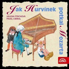 Jak Hurvínek potkal Mozarta - CD - Kolektiv